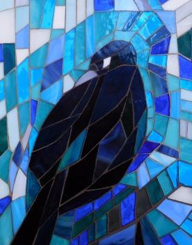 Crow, Wall Panel