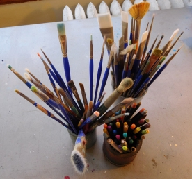 Studio brushes